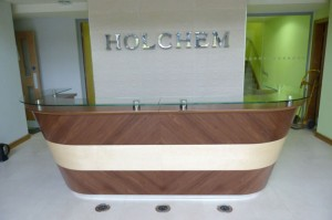 Holchem Laboratories Installation
