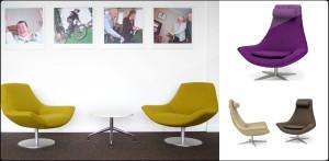 Odyssey Reception Chair