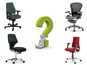 How to choose the right ergonomic chair?