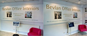 Bevlan Wall Mural Collage