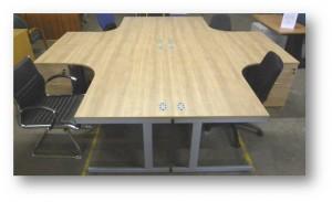 Four Way Desk
