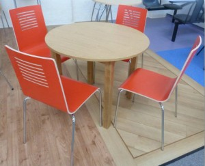 Clio Stacking Chair