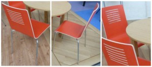 Clio Stacking Chairs