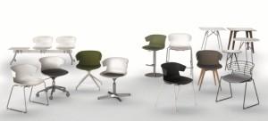 Cove MultiPurpose Chairs