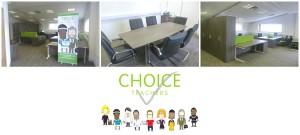Latest Project - Choice Teachers