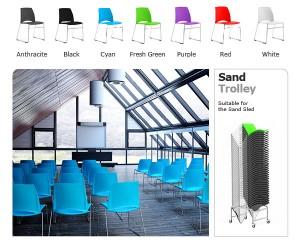 Sand Colours