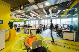 How your Office Environment Affects Productivity
