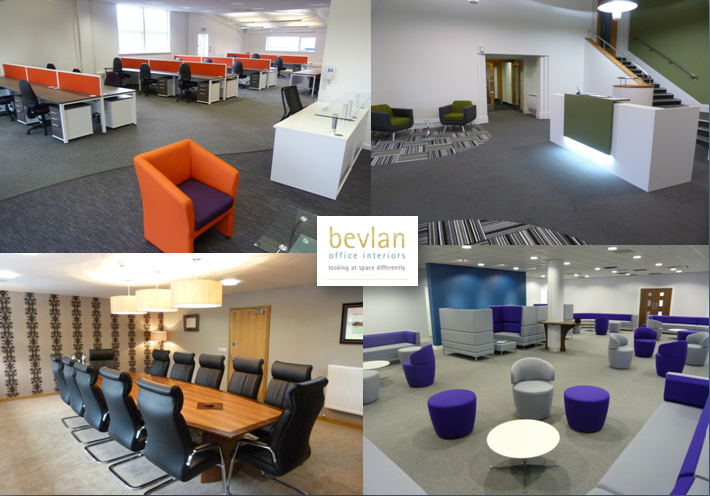 Office furniture is available from boardroom, reception to break out and reception areas.