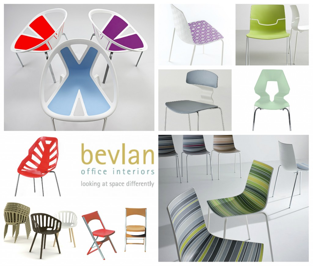 Bistro Chair collage