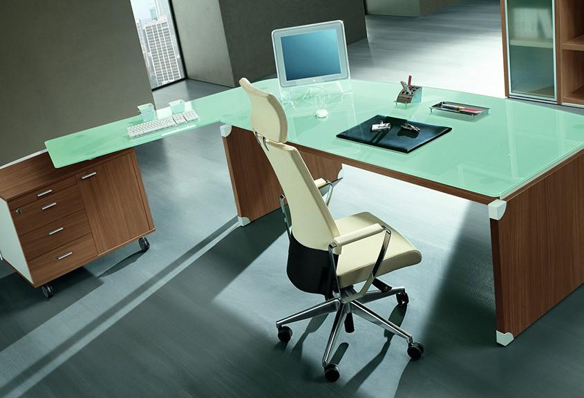 X Time Work Desk - Executive Desks - Office Desks