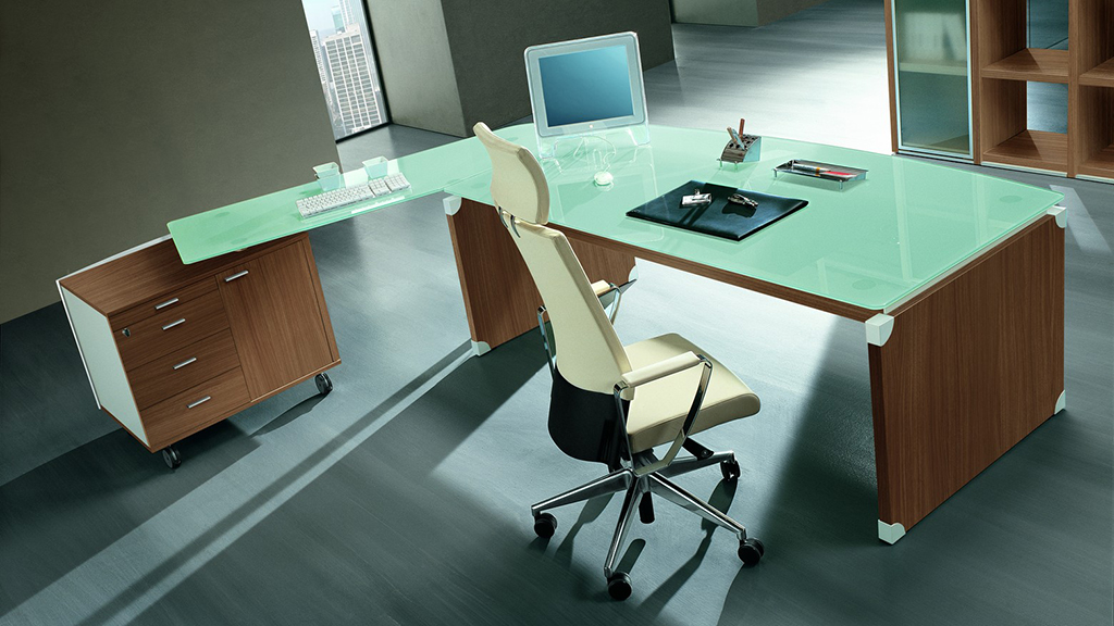 X Time Work Desk - Executive Desks - Office Desks