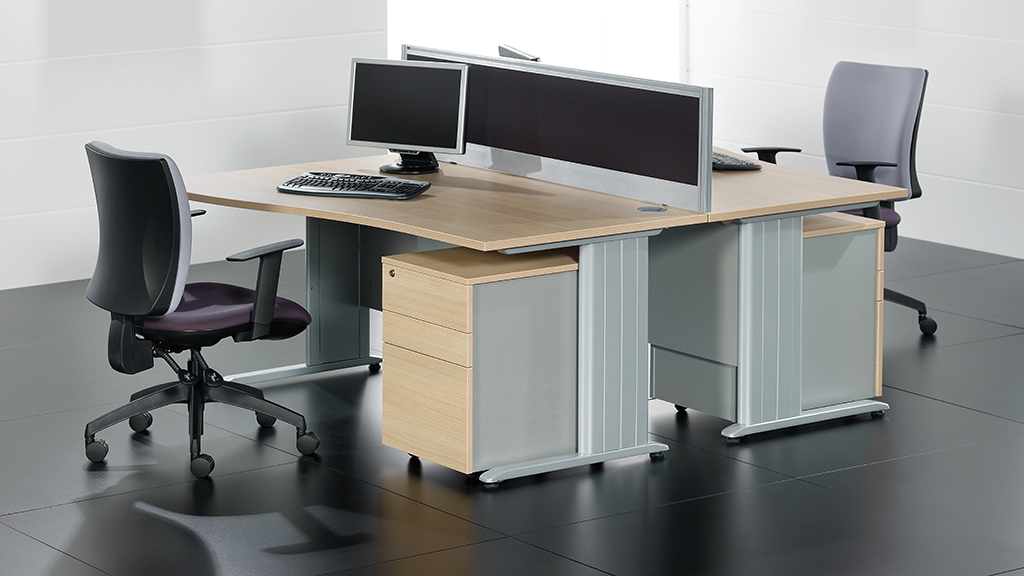Office Desks - Contemporary Desks - Bench Desks - Executive Desks