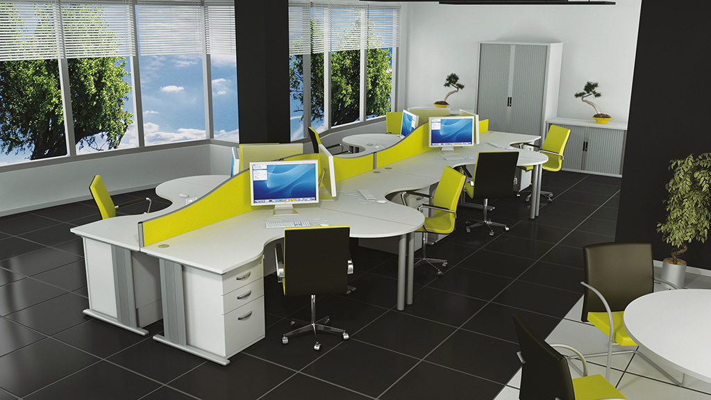 Qudos Desk - Office Desks