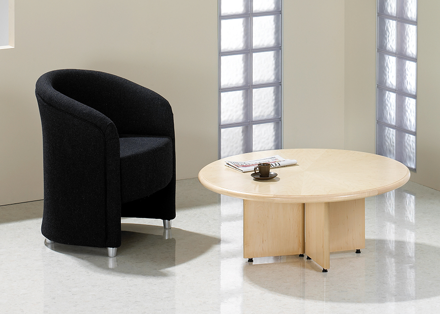 Fulcrum Coffee Table - Office Coffee Tables - Reception Furniture