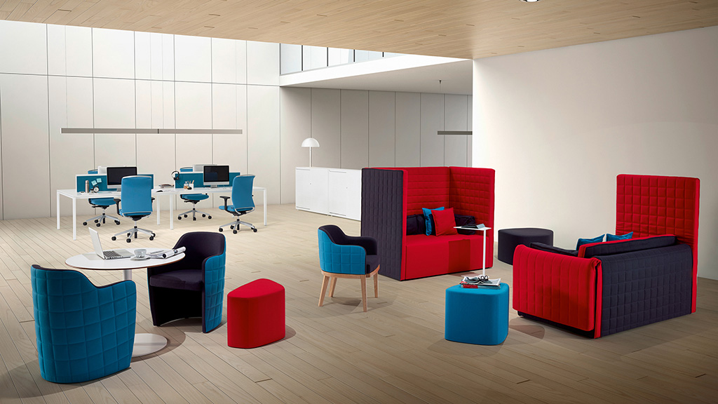 Marea Seating - Breakout Seating - Breakout Furniture