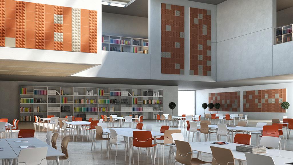 Acoustic Panels - Acoustic Pods - Educational Furniture
