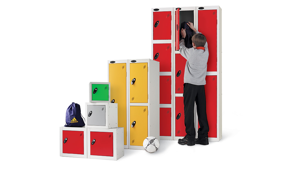 Lockers - Clothes Lockers - Educational Furniture