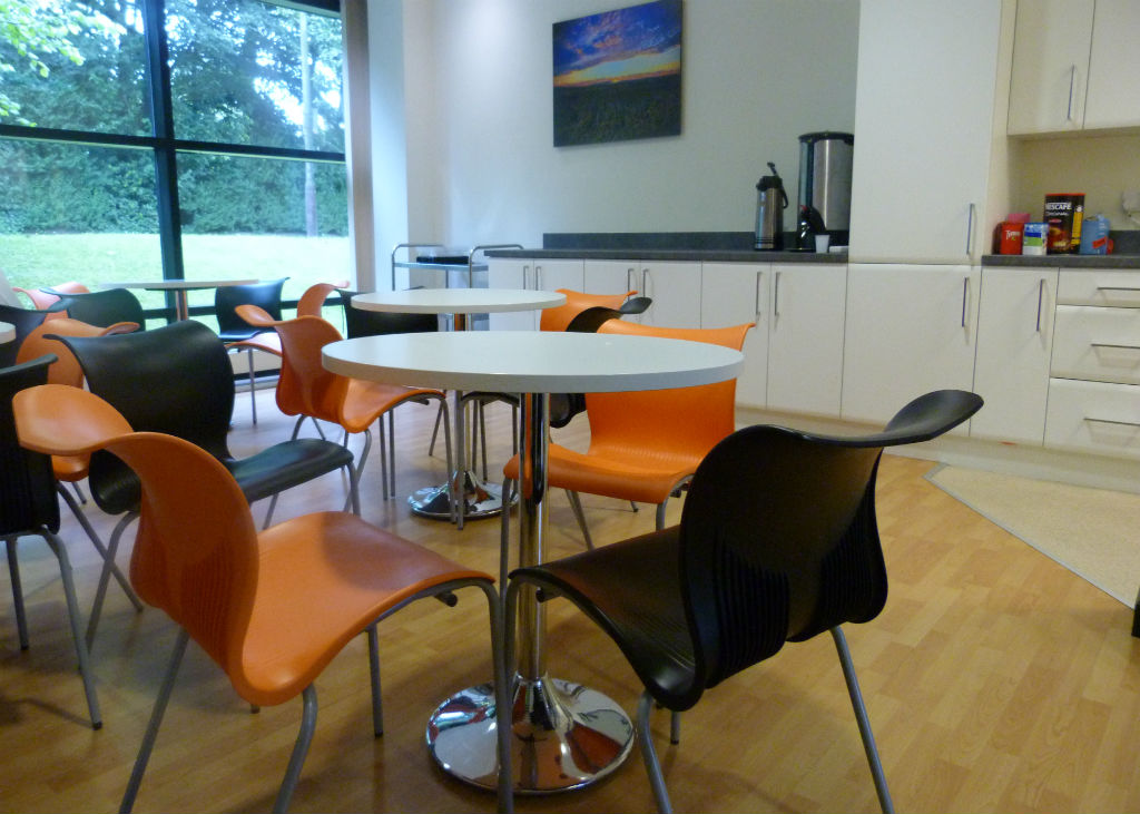 East Lancs Chamber of Commerce - Breakout Furniture