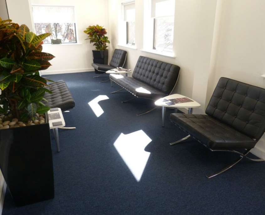 Hurst Accountants - Office Furniture - Office Furniture Delivery & Installation