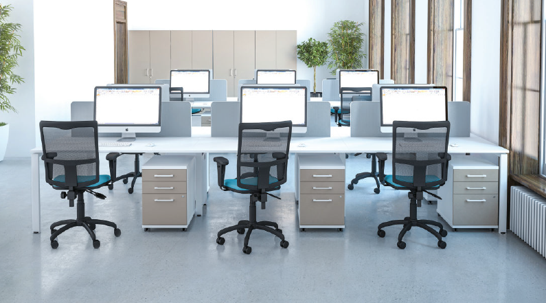 Bench Desks - Office Desks