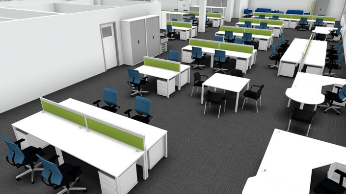 Office Services - Office Space Design & Planning - Office Furniture Delivery & Installation
