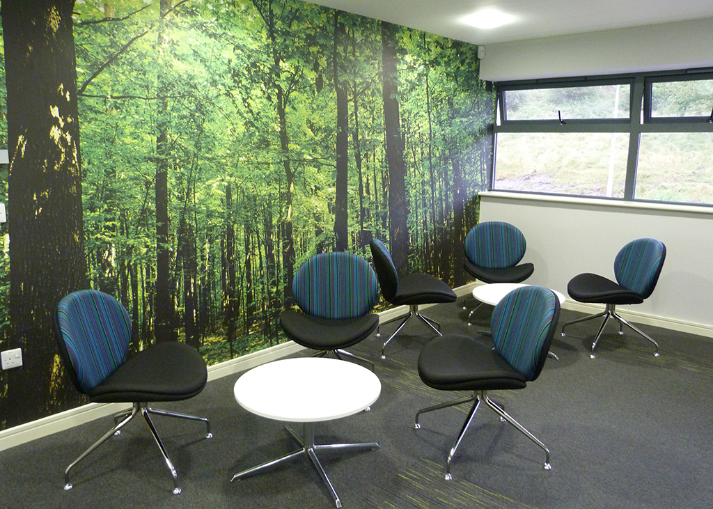 Holchem Laboratories Bevlan Office Interiors