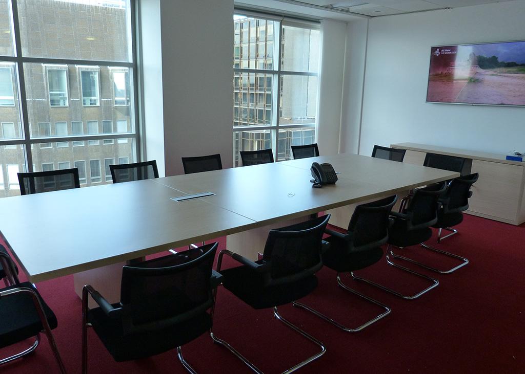Hurst Accountants Bevlan Office Interiors