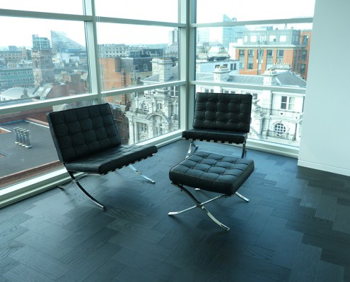 Hurst Accountants - Office Furniture Manchester - Office Furniture Delivery & Installation
