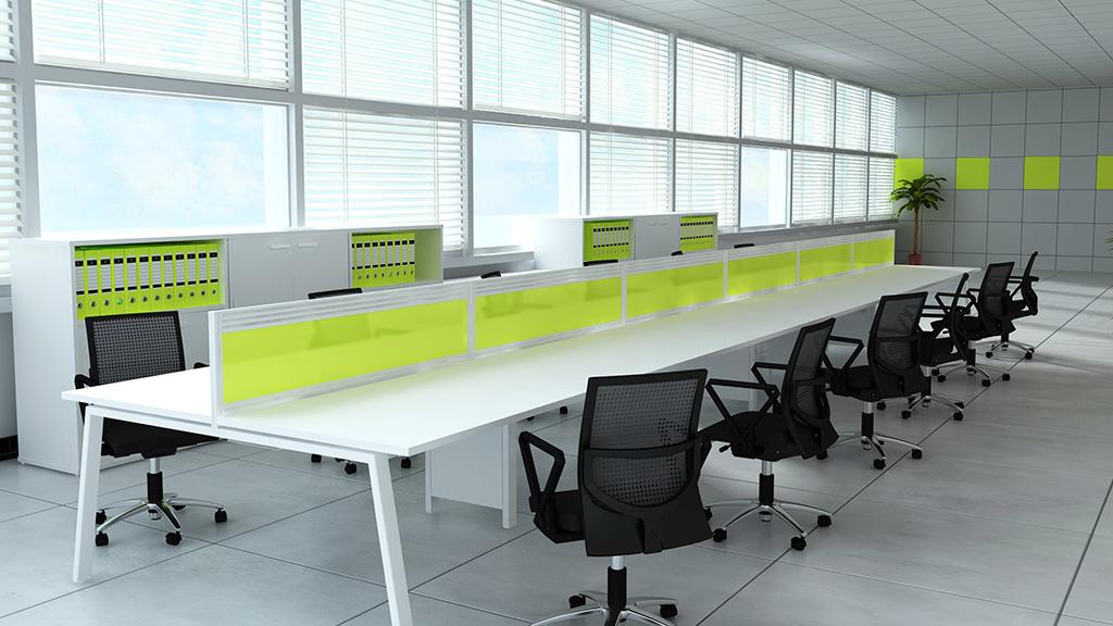 contemporary desks for office. IBench Desk - Bench Desks Office Contemporary For