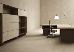 Uffix elements luxury executive desk - Executive Desks - Office Desks - Contemporary Desks