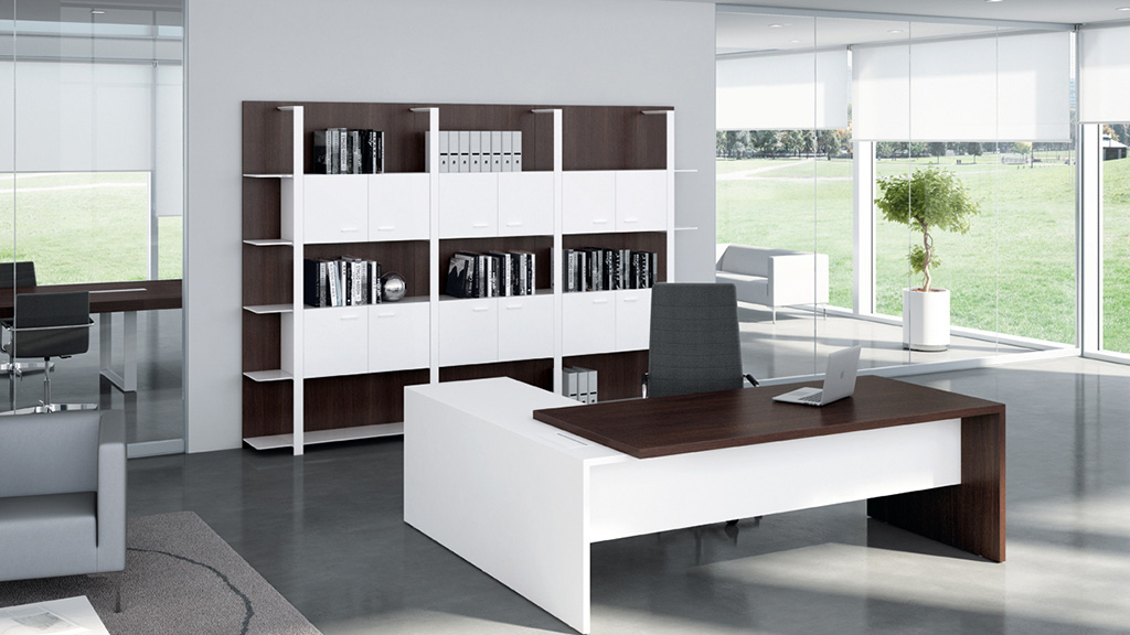 Quadrifoglio T45 Desks - Executive Desks - Office Desks