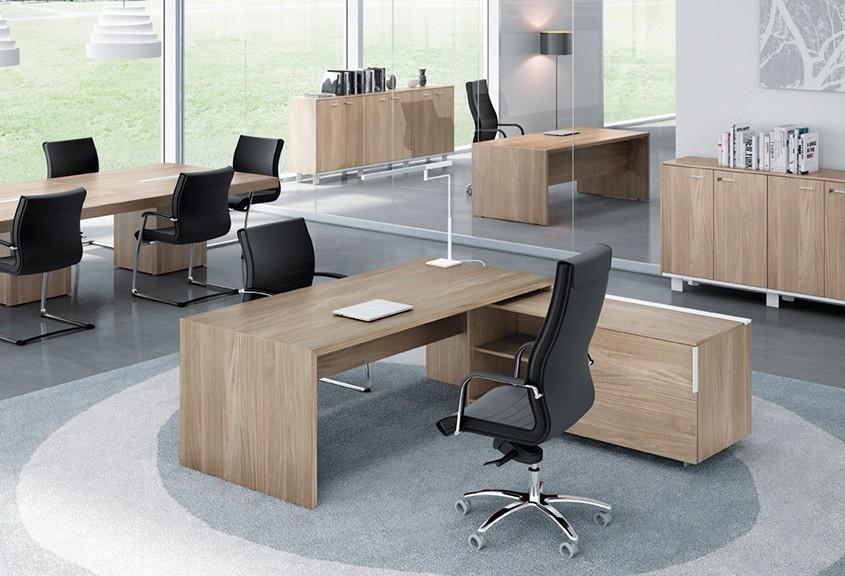 Quadrifoglio T45 Desks - Executive Desks - Office Desks