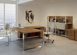 Quadrifoglio X7 Desks - Executive Desks - Office Desks