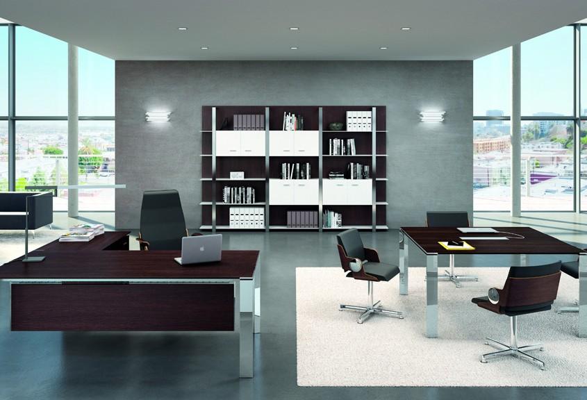 Quadrifoglio X7 Desks - Executive Desks - Office Desks