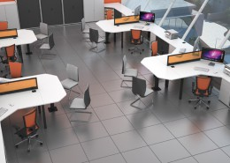 Pure Desks - Office Desks - Office Furniture