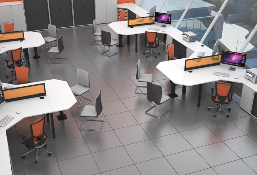 Pure Desks - Office Desks - Office Furniture