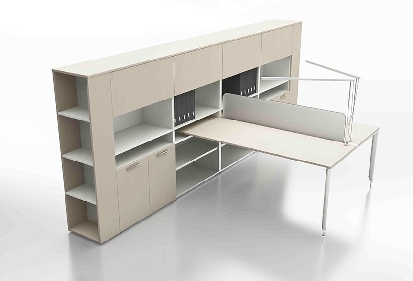 YO Desk - Office Desks - Office Furniture