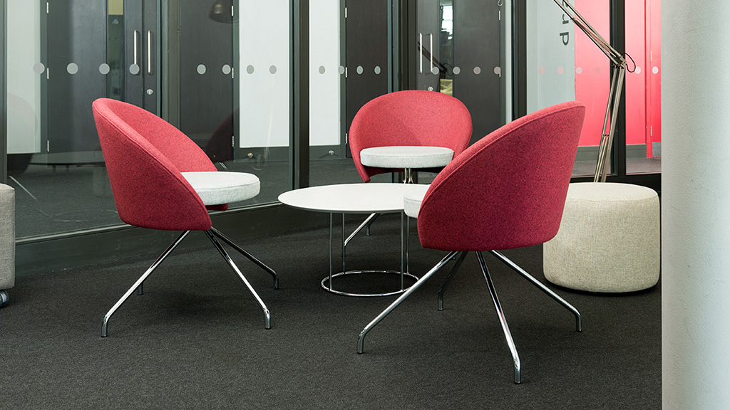 Valbo Chair - Breakout Seating - Breakout Furniture