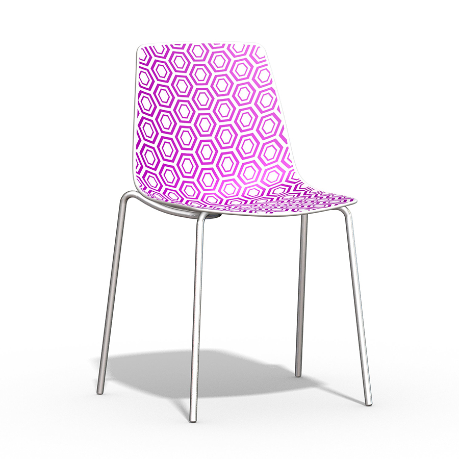 Alhambra Chair - Bistro Chair - Breakout Furniture