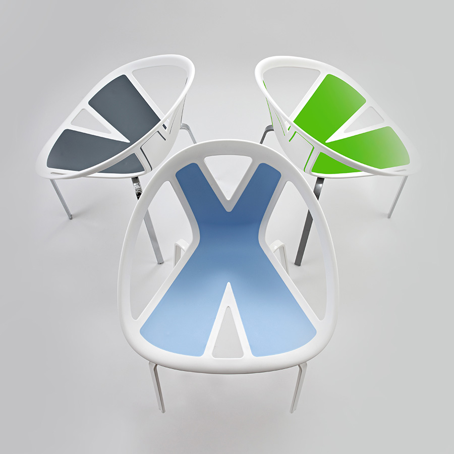 Extreme Chair - Bistro Chair - Breakout Furniture