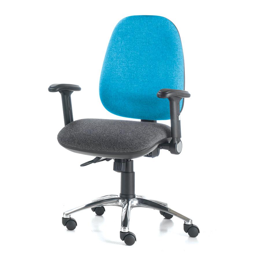 Ergo Chair - Operator Chair - Office Chairs - Ergonomic Seating