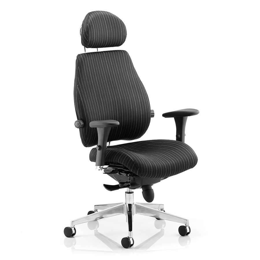 Chiro Chair - Operator Chair - Office Chairs - Ergonomic Seating