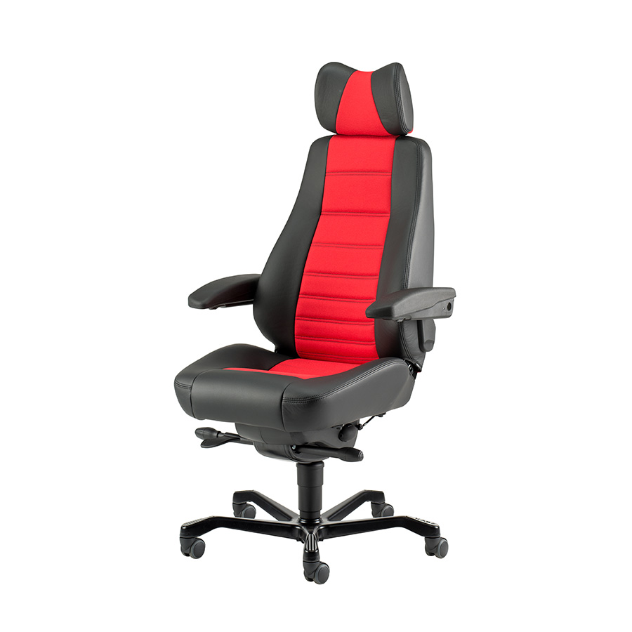 KAB Robust Chair - Operator Chair - Office Chairs - Ergonomic Seating