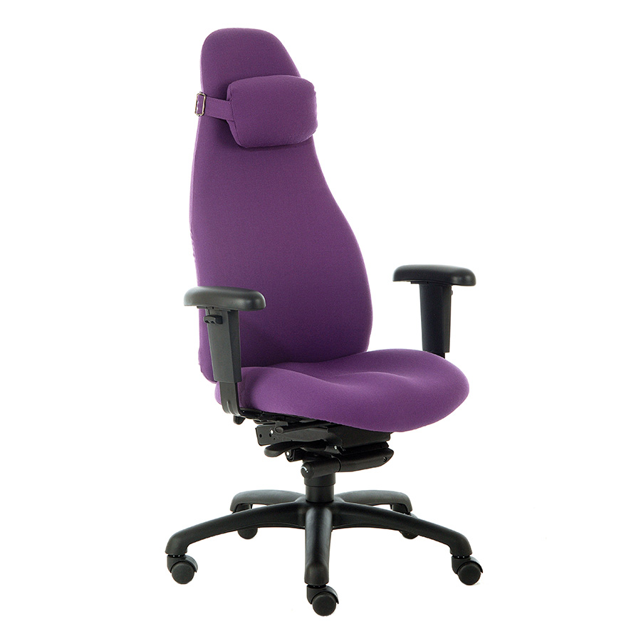 Obusforme Chair - Operator Chair - Office Chairs - Ergonomic Seating