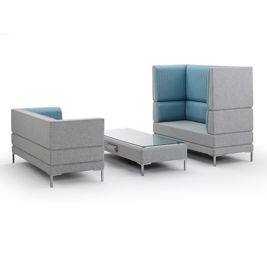 Henray Chair - Reception Chairs - Reception Furniture