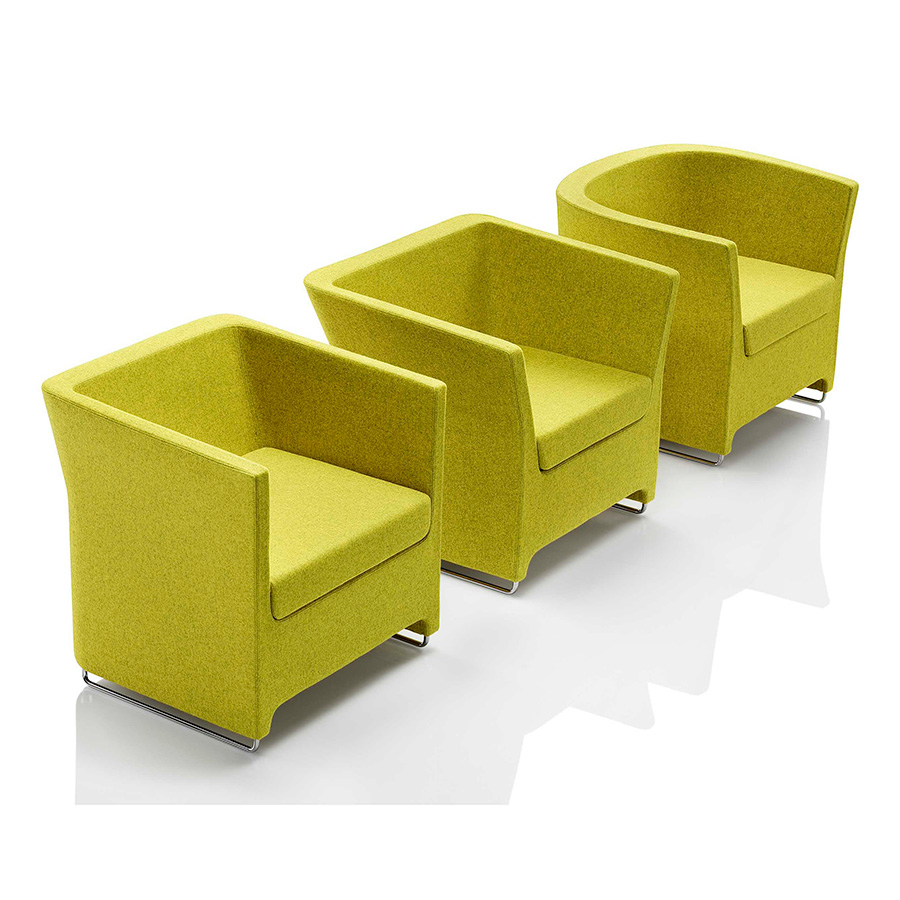 Tom, Dick and Harry - Reception Chairs - Reception Furniture