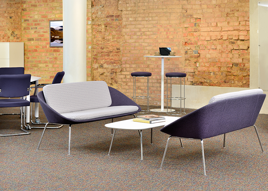 Dishy Table - Office Coffee Tables - Reception Furniture