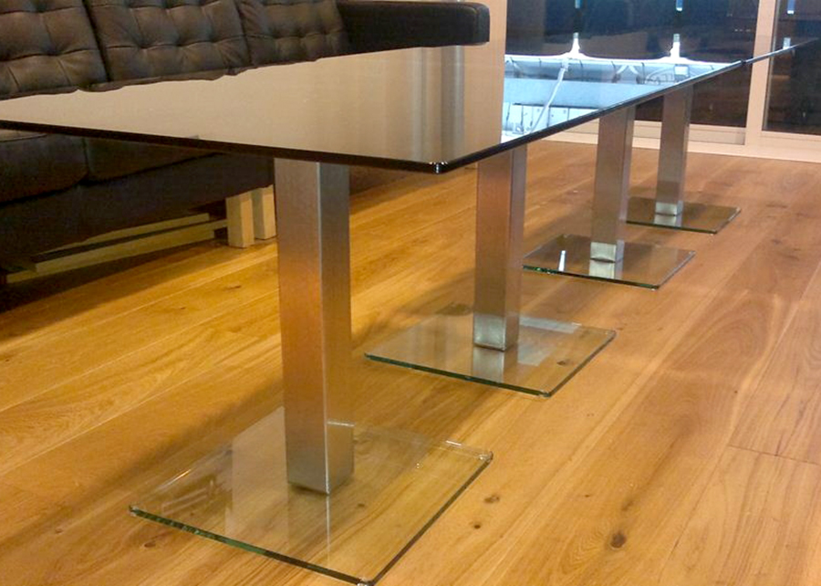 Dual Knee Table - Office Coffee Tables - Reception Furniture