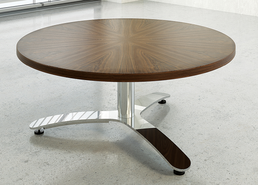 Glide Table - Office Coffee Tables - Reception Furniture