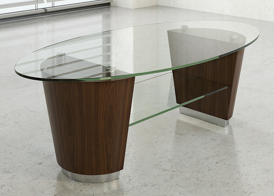 Mocha Table - Office Coffee Tables - Reception Furniture